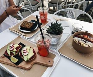 acai, avocado, and cafe image