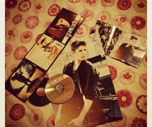 believe, cd, and dvd image