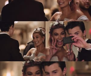 hailey baldwin and shawn mendes image