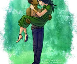 book, percy jackson, and book series image