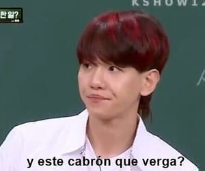 exo, exo reactions, and exo memes image