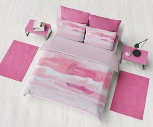 etsy, pink world, and bedroom makeover image
