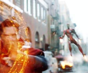 gif, infinity war, and Avengers image