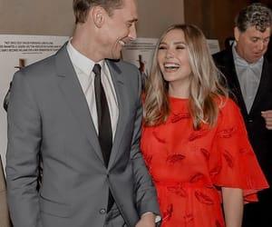 elizabeth olsen and tom hiddleston image