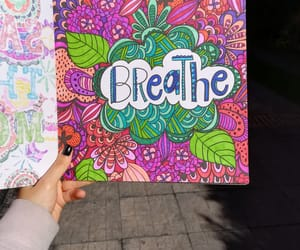 breath, live, and phrases image