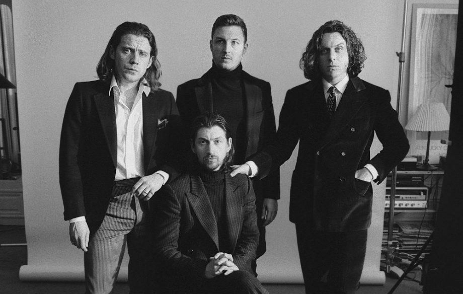 arctic monkeys, band, and new album image
