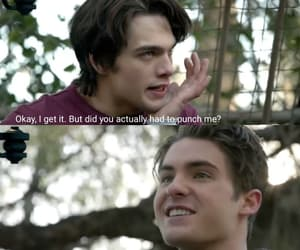friendship, teen wolf, and theo image