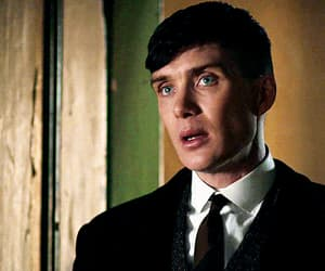 cillian murphy, gif, and peaky blinders image