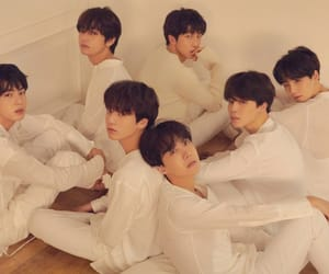 bts and love yourself: tear image
