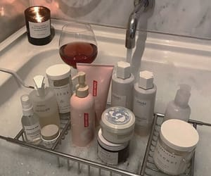 aesthetic, skincare, and style image