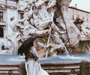 vintage, retro, and rome image