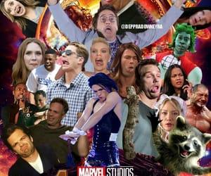 Avengers, Hulk, and Scarlett Johansson image
