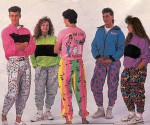 90s, fashion, and 80's image