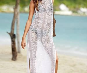 beach, fashion, and outfits image