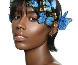 beautiful, beauty, and brown image