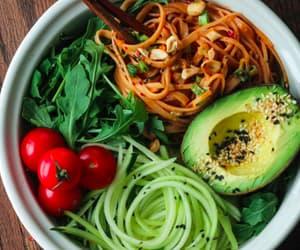 avocado, delicious, and healthy image