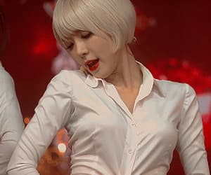 gif, park choa, and 에이오에이 image