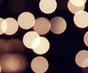 bokeh, bright, and night image