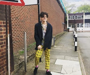 yungblud, boy, and dominic harrison image