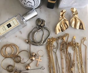 earrings, fashion, and Zara image