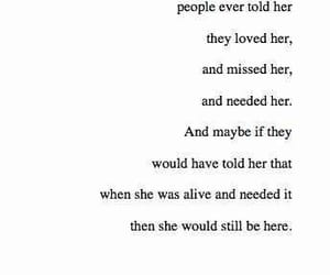 poetry, quote, and sad image