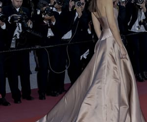 cannes, dress, and goals image
