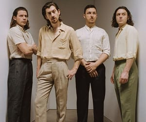aesthetic, album, and arctic monkeys image