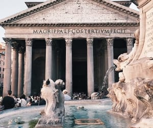 travel, rome, and city image