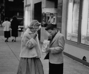 vintage, 50s, and cinema image
