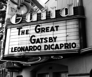 leonardo dicaprio, the great gatsby, and movie image