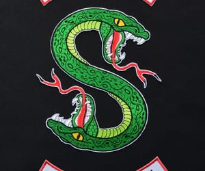 riverdale, serpents, and wallpaper image