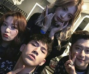 kard, somin, and j.seph image