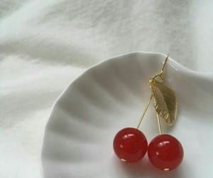 cherry and red image