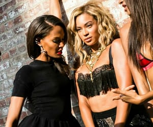 b, queen b, and yonce image