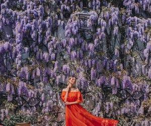 beautiful, models, and dress image