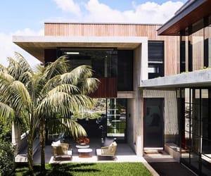 aesthetic, backyard, and design image