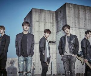band, brian, and korean image