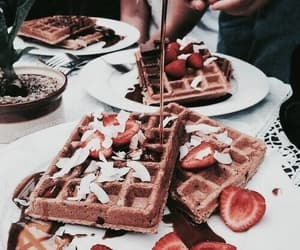 breakfast, delicious, and food image