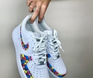nike, sneakers, and air forces image