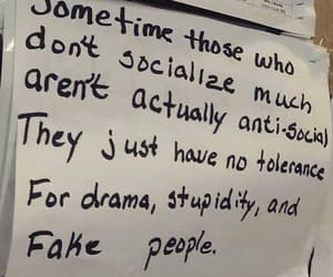 quotes, drama, and socialize image