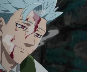 anime, ban, and arthur pendragon image