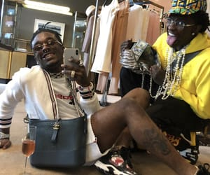 rapper, young thug, and lil uzi image