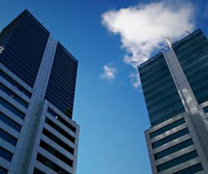 city, moderno, and paisaje image