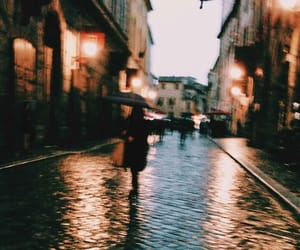 italy, photography art, and winter streets image