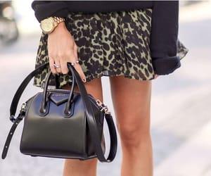 bag, black, and Givenchy image