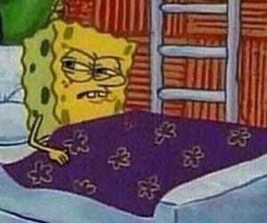 spongebob, meme, and mood image