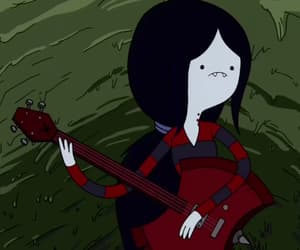 vampire, marceline, and adventure time image