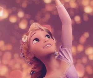 disney, princess, and rapunzel image