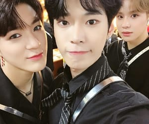 nct dream, jungwoo, and lee jeno image