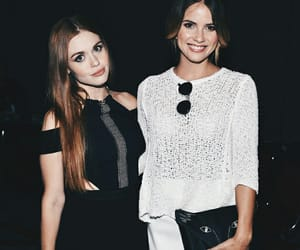 cast, holland roden, and shelley hennig image